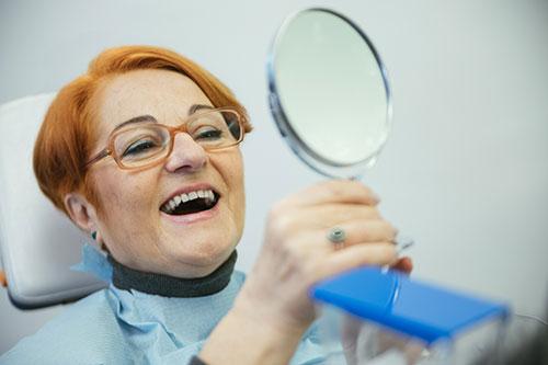 Gum Recontouring - Bourgeois Dental